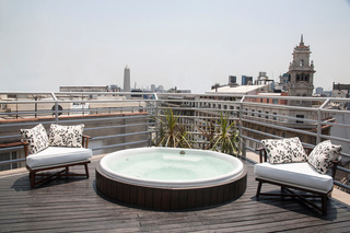 Hr Luxor Hotel Buenos Aires - Terrasse