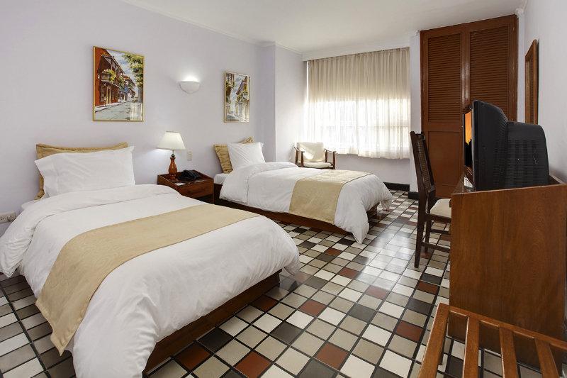 Bahia Cartagena - Zimmer