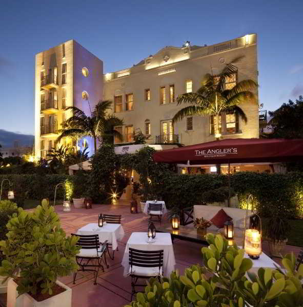 The Angler`s Boutique Resort - A Kimpton Hotel