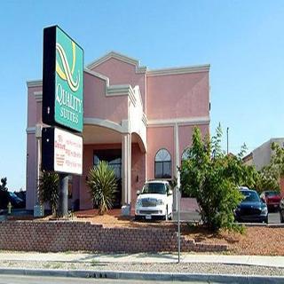 Quality Suites, 1501 Gibson Blvd Se, Albuquerque,