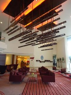 Radisson Blu Hotel Abu Dhabi Yas Island - Diele