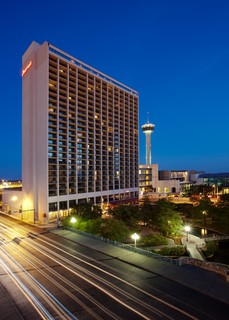 San Antonio Marriott…, East Market Street,889