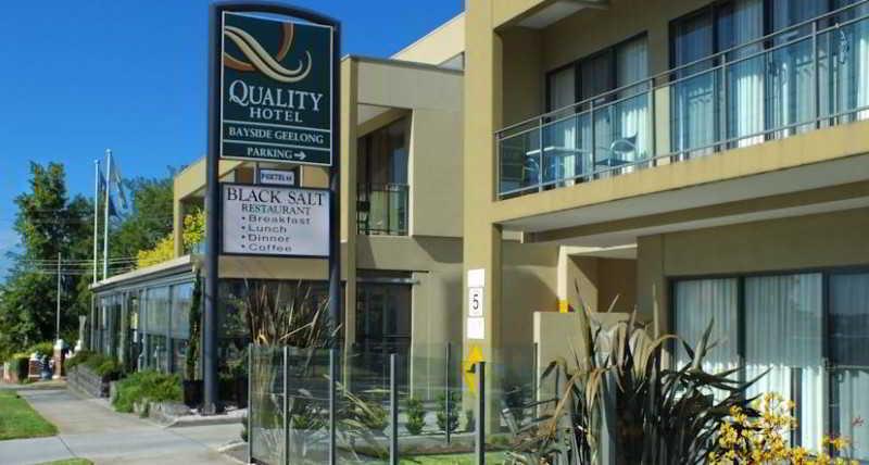 Quality Hotel Bayside…, 13-15 The Esplanade,