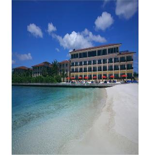 Hulhule Island Hotel, Airport Main Rd, Malé P.o…