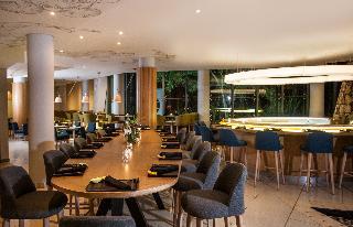 Hennessy Park Hotel - Restaurant