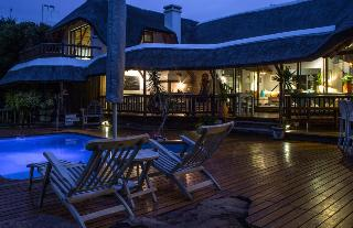 Sandals Guesthouse - Terrasse