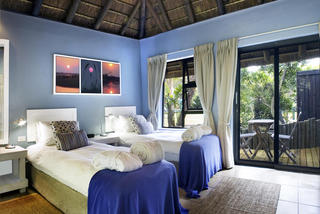 Sandals Guesthouse - Zimmer