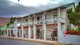 Mimosa Lodge - Terrasse