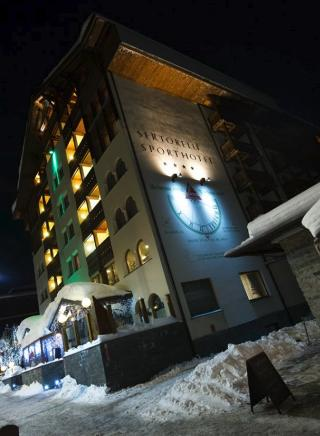 Sporthotel Sertorelli, Via Guido Rey,28