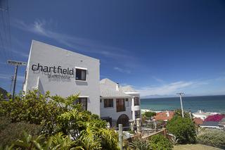 Chartfield Guesthouse - Terrasse