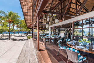 Club Paradise - Restaurant