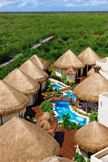 Dreams Riviera Cancun All Inclusive - Pool