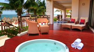 Dreams Riviera Cancun All Inclusive - Terrasse