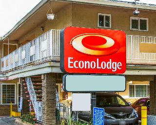 Econo Lodge Sacramento…, 711 16th St.,711