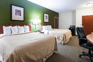 Quality Inn & Suites…, 3211 Venture Park Drive I-210…