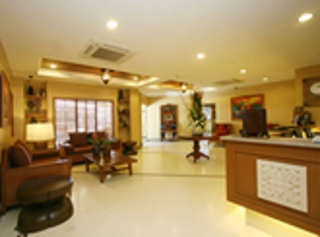 Crown Regency Prince Resort - Diele