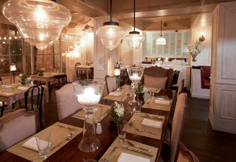 Ultra Hotel - Restaurant