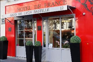 Hôtel De France Gare De Lyon Bastille