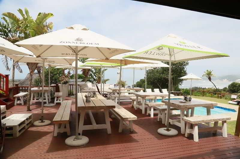 Crawford's Beach Lodge - Terrasse