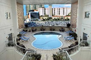 Lotus Downtown Metro Hotel Apartments - Pool