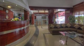 Al Jawhara Hotel Apartments - Diele