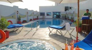 Al Jawhara Hotel Apartments - Pool
