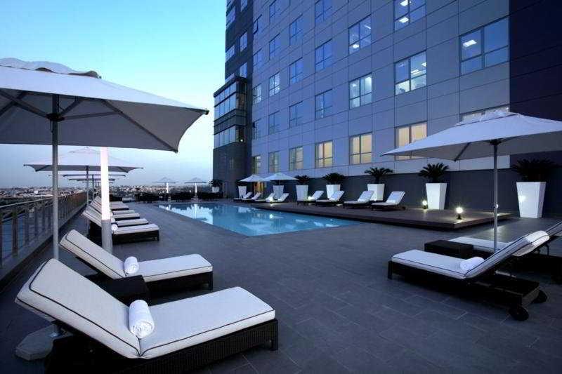 Radisson Blu Hotel Sandton - Terrasse