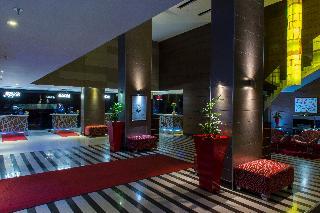Radisson Blu Hotel Port Elizabeth - Diele