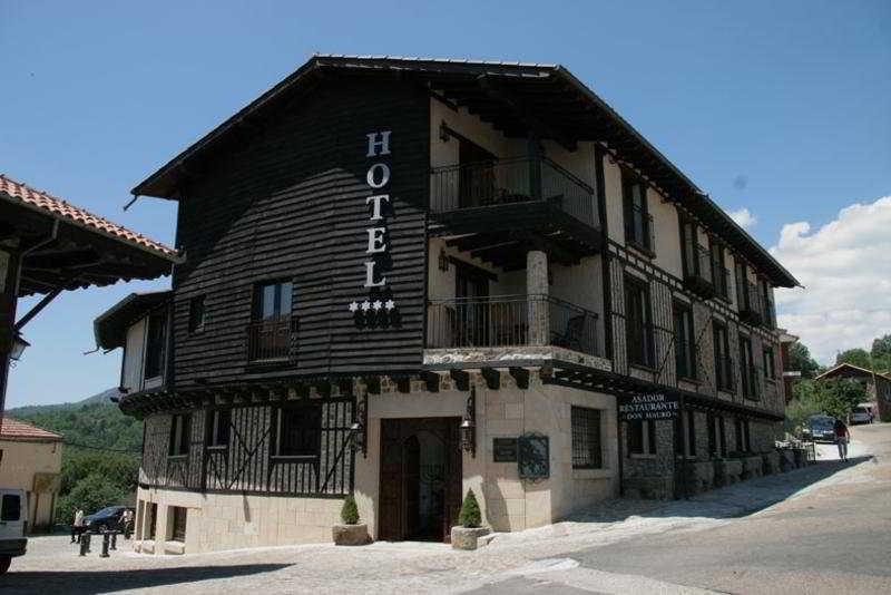 Villa De Mogarraz Hotel Spa