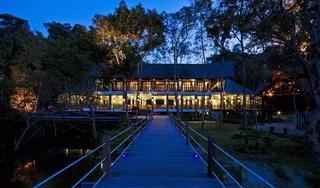 Bunga Raya Island Resort - Diele