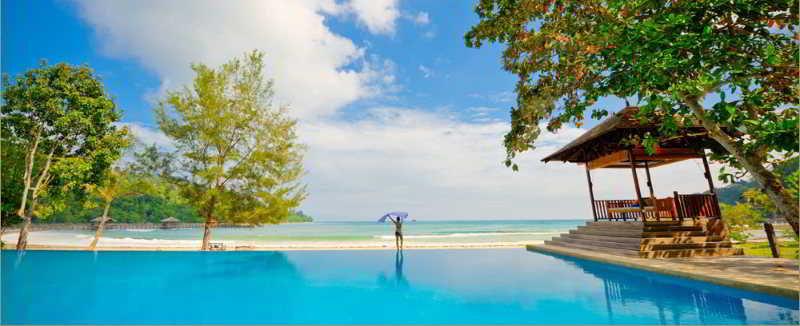 Bunga Raya Island Resort - Pool