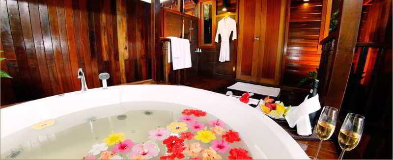 Bunga Raya Island Resort - Zimmer