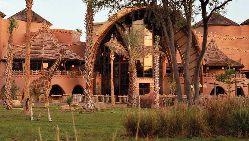 Walt Disney's Animal Kingdom Villas