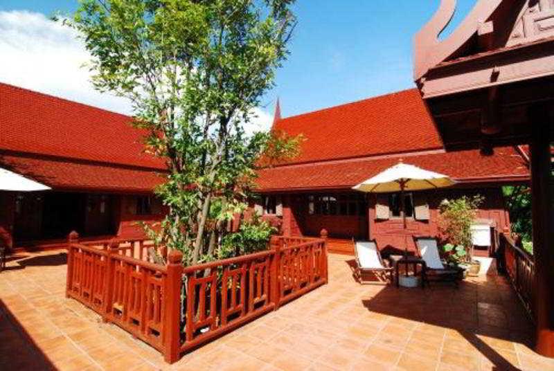 Baan Amphawa Resort…, Bangkapom Kaewfah Road, Amphawa,22