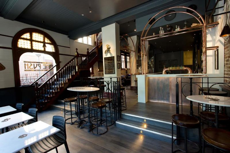 The Russell - A Boutique Hotel