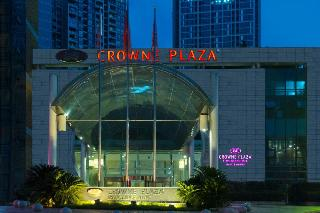 Crowne Plaza Riverside…, 587 Nanping Road East, Nan'an…