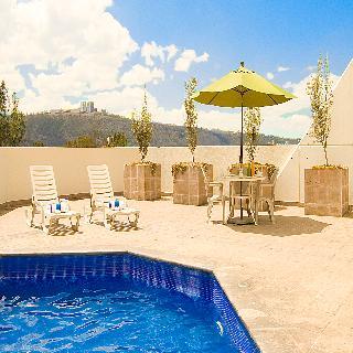 Turotel Morelia - Pool