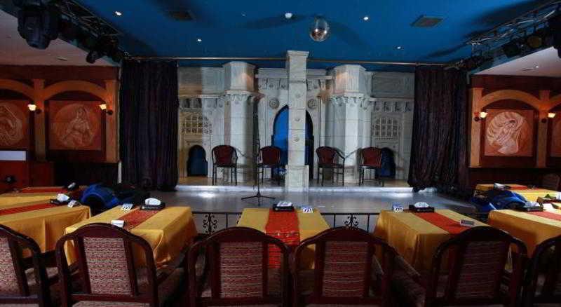 Windsor Tower - Restaurant