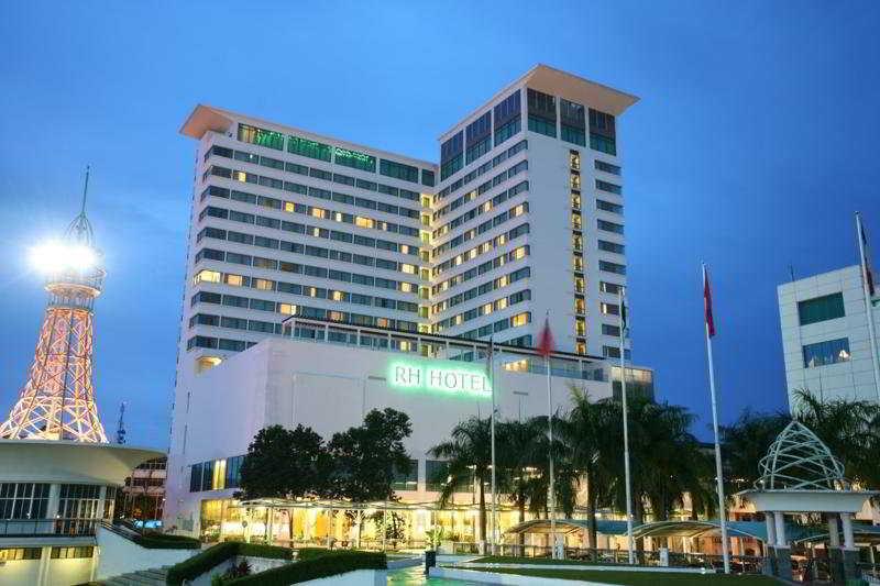 RH Hotel Sibu, Sarawak - Generell