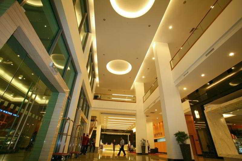 RH Hotel Sibu, Sarawak - Diele
