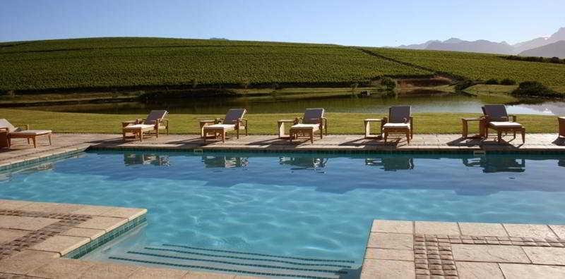 Asara Wine Estate - Pool