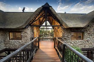 Tshukudu Bush Lodge - Generell