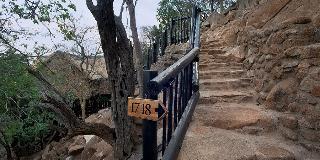 Tshukudu Bush Lodge - Diele