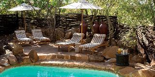 Tshukudu Bush Lodge - Pool