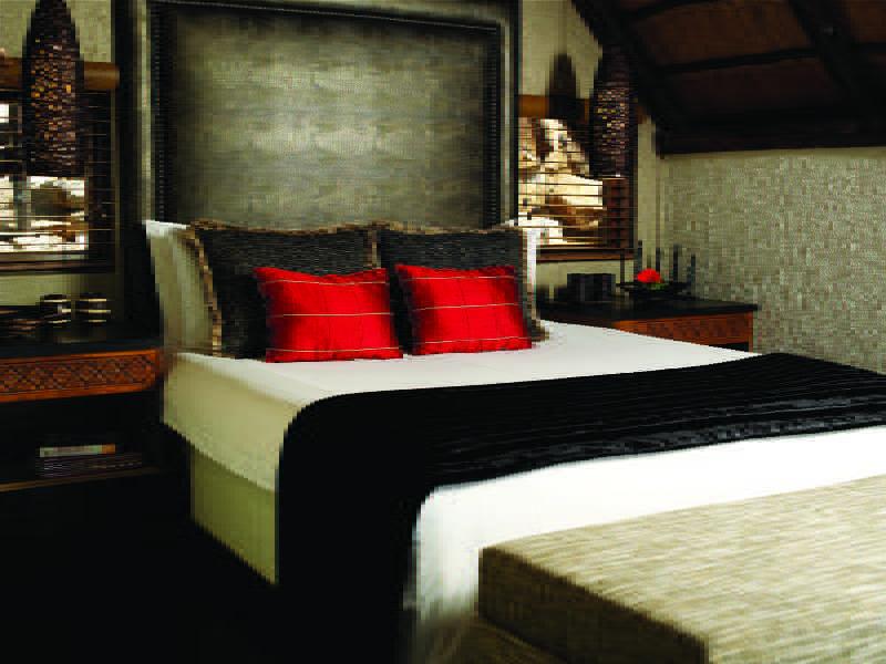 Tshukudu Bush Lodge - Zimmer