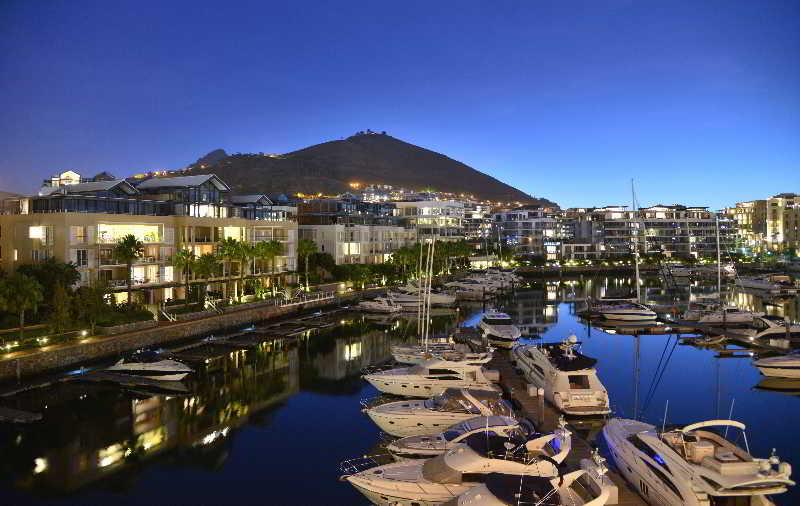 Cape Grace Hotel - Generell