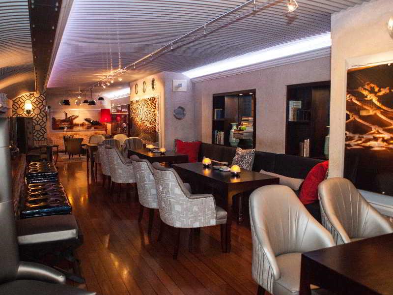 Cape Grace Hotel - Bar