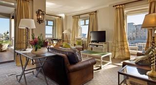 Cape Grace Hotel - Zimmer
