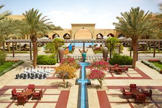 Tilal Liwa Hotel - Generell