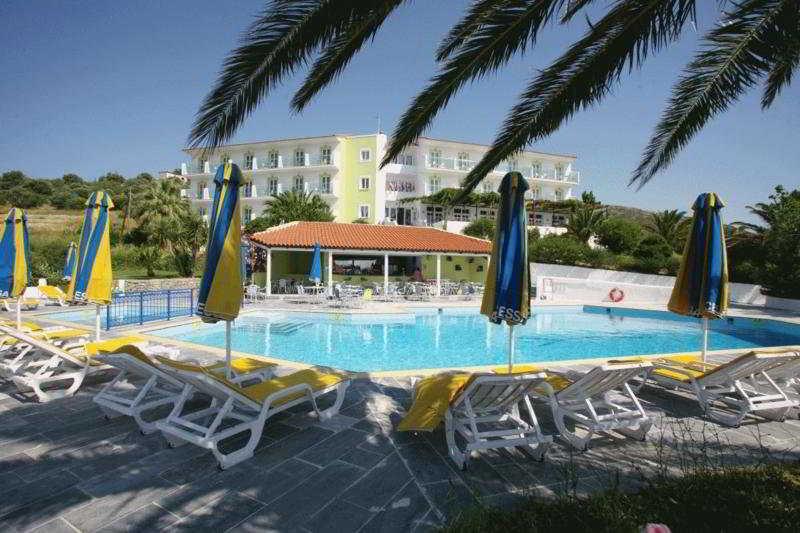 Princessa Riviera resort, Samos,